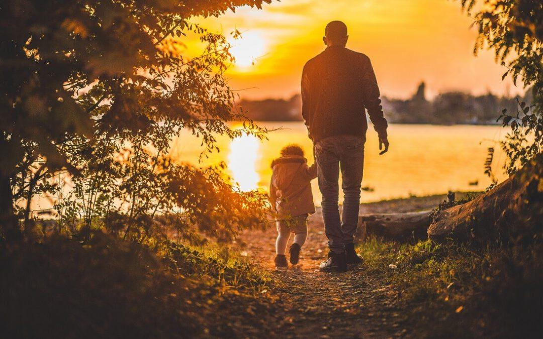Cómo explicar la separación a los hijos